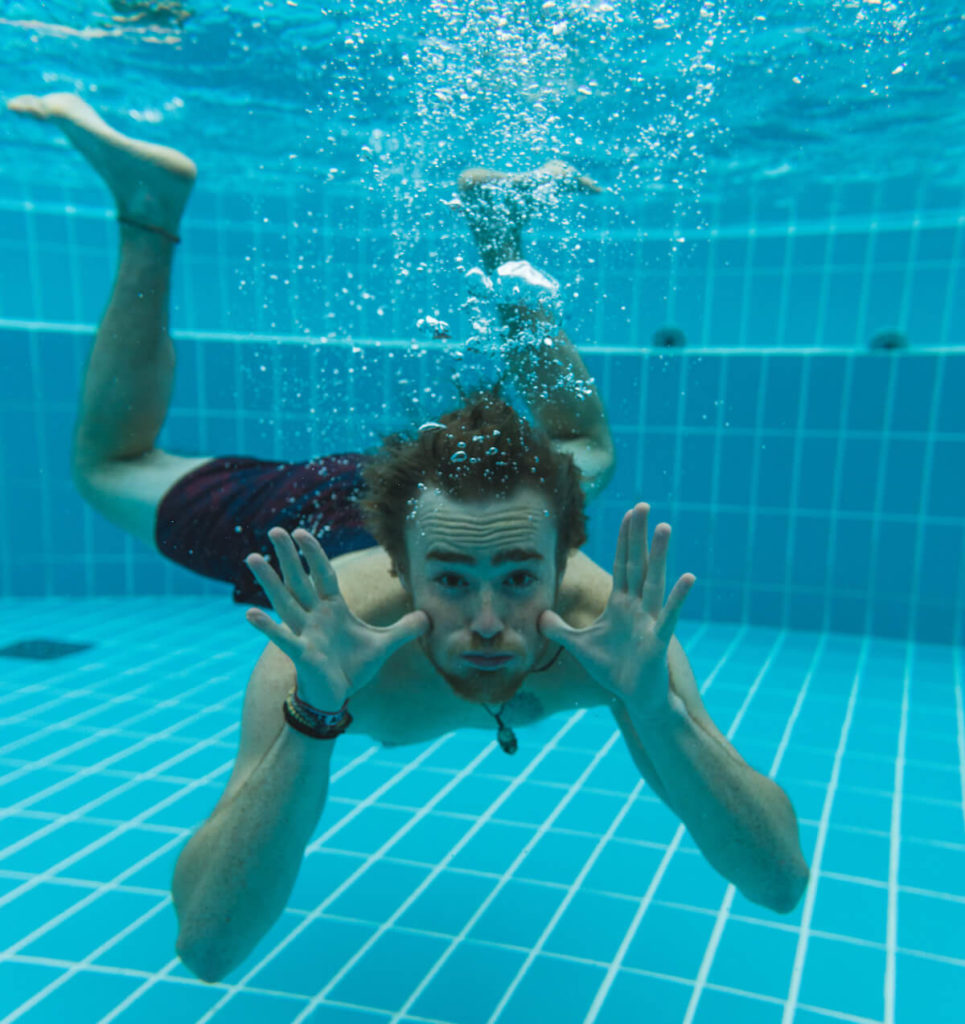 Kostenlose Schwimmbadbesuche